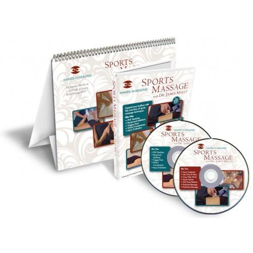 Sports Massage: DVD and Manual