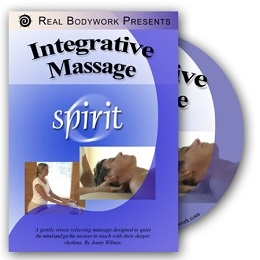 Integrative Massage: Spirit DVD
