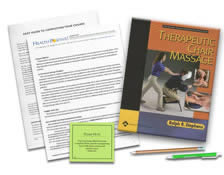 Introduction to Chair Massage CE Course Materials