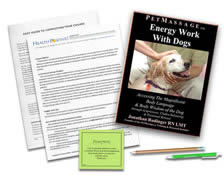 Canine Massage and Energy Work