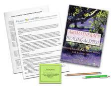 Aromatherapy: Restoring Emotional Balance