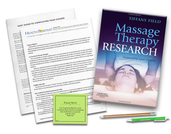 Utilizing Massage Therapy Research
