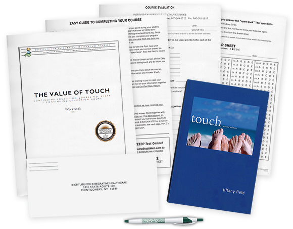 The Value of Touch