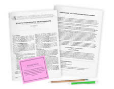 Ethics: Therapeutic Relationships CE Course Materials