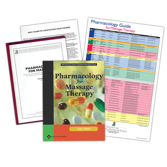 Pharmacology for Massage