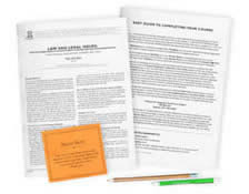Law & Legal Issues (Florida) CE Course Materials