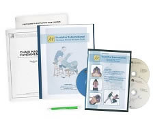 Chair Massage Fundamentals CE Course Materials