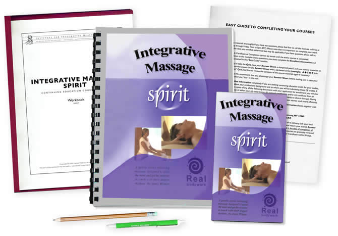 Integrative Massage: Spirit