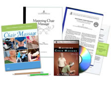 Mastering Chair Massage CE Course Materials