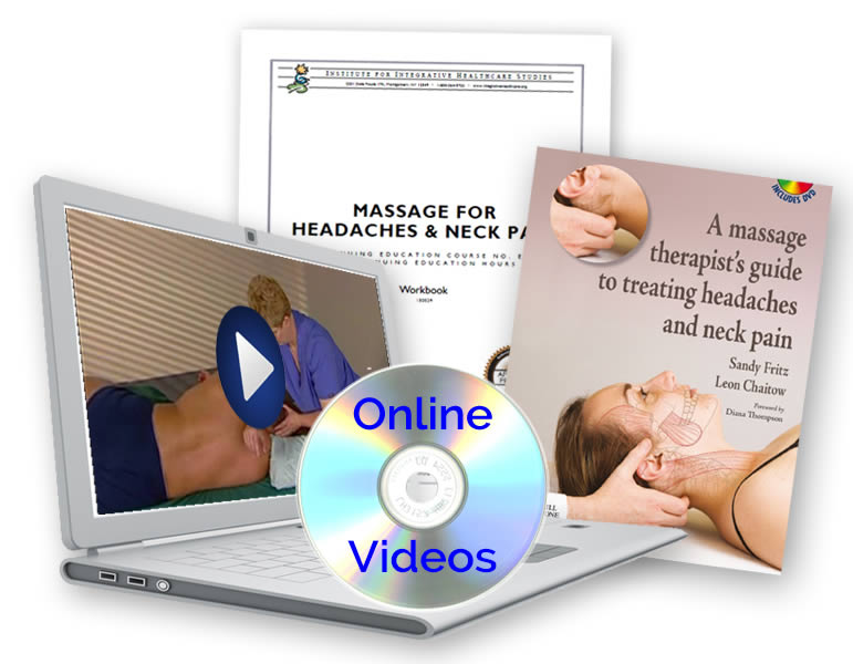 Massage for Headaches & Neck Pain