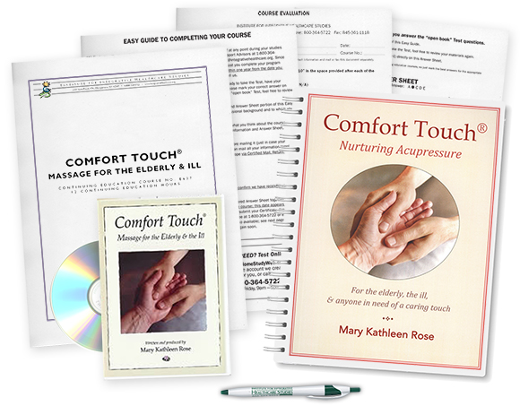 Comfort Touch® - Massage for the Elderly & Ill