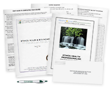 Roles & Boundaries Ethics Package