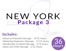 New York 36 Hour Massage CE Package 3