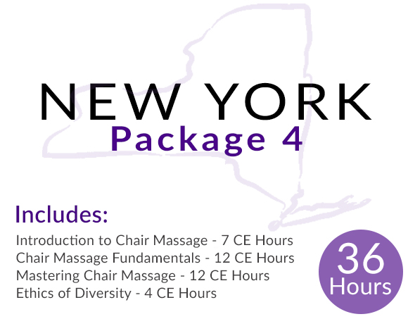 New York 36 Hour Massage CE Package 4