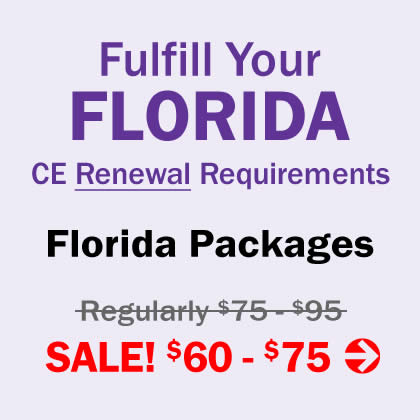 Fulfill Your FLORIDA CE Requirements